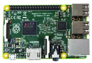 名刺サイズのパソコン「Raspberry Pi 2」販売を開始