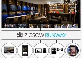 zigsowがO2Oクラウドサービスを開始、伊勢丹が採用