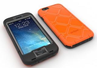 スペック、指紋認証も可能なiPhone6 Plus防水ケース