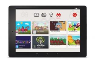 Google、子ども向けアプリ「YouTube Kids」を開発