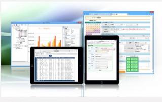 グレープシティ、iPadやクラウド対応したASP.NET開発支援ツールを発売