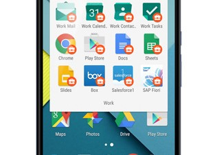 Google、「Android for Work」を発表