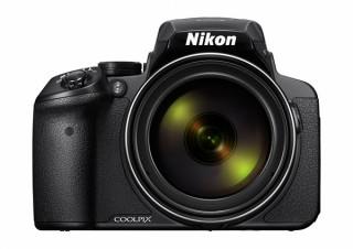 ニコン、光学83倍デジカメ「COOLPIX P900」