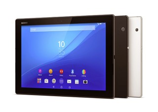 ソニー、10.1型「Xperia Z4 Tablet」発表