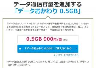 ニフティ、MVNOサービスの月間データ容量を増量