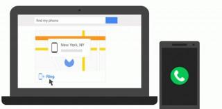 Google、検索画面から自分のスマホを探す新機能