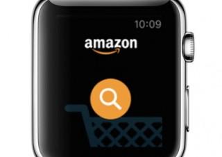 Amazon、Apple Watch対応アプリを提供開始