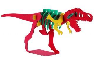 自由に塗れるペーパークラフト「hacomo 恐竜と大昔のいきものシリーズ/昆虫シリーズ」