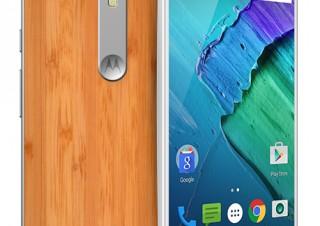 Motorola、スマホ新モデル「Moto X」シリーズ2機種を発表