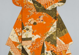 兵庫県・和装の来場者は無料で入館できる展覧会「日本衣装絵巻-卑弥呼から篤姫の時代まで」