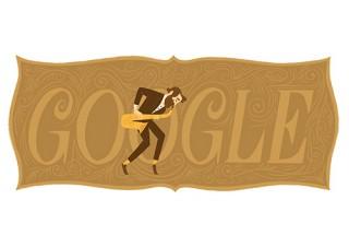 今日のGoogleロゴはアドルフ・サックス生誕201周年