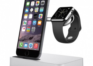 ベルキン、Apple WatchとiPhoneの充電機能を搭載したスタンドを発売
