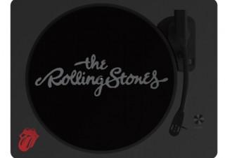ザ・ローリング・ストーンズ限定モデルも発表!USB出力付きレコードプレーヤー「SIBRECO」