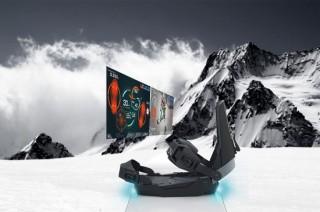 スノーボードの滑りをスマホで分析!Cerevoの「SNOW-1」