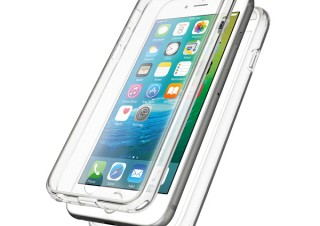 PGA、3つの素材で全体をカバーできるiPhone6s/6用スリムハイブリッドケースを発売