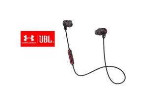 JBLとアンダーアーマーがコラボ!Bluetoothスポーツイヤホンが発売