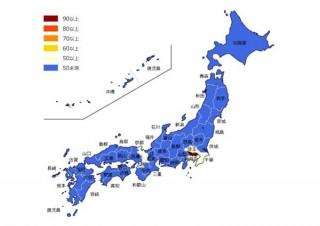 「東京人は異常に検索し過ぎ」データでわかる東京の特異性