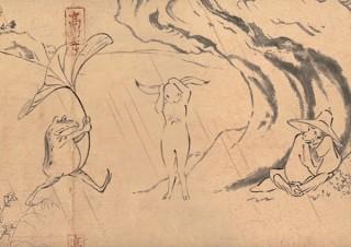 ジブリ最新作は「鳥獣戯画」! 日本最古のマンガを軽やかに描く