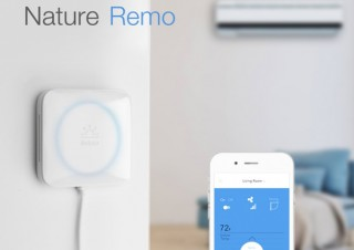 エアコンをスマート化するIoT製品「Nature Remo」の先行予約が開始
