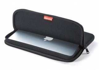サンワ、MacBook Air 11.6インチ専用のインナーケースを発売