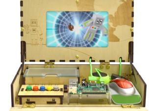 「マインクラフト」で電子工作を学べるツールボックスが発売、Raspberry Pi 3を搭載