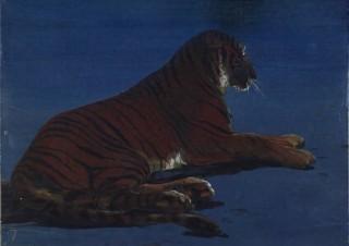 自然界の生き物をモチーフにしたアートを紹介する高島屋史料館の展覧会「静かなる動物園」