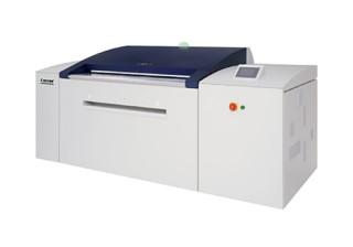 FFGSの四六全サーマルCTP「Luxel PLATESETTER T-9800」に70版/時の最新モデルが登場