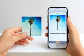 Instagram画像からも作れる!QRコード付きでメッセージを伝えられるコミュニケーションカード「OVO」