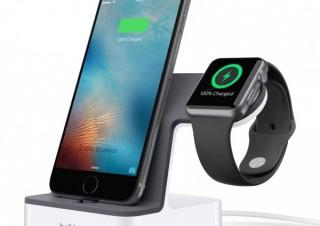 ベルキン、iPhoneとApple Watchを同時に充電できるスタンドを発売