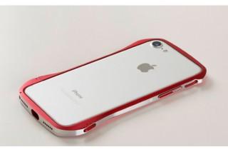 HameeがiPhone7用のDeff製アルミバンパーを発売、限定色「レッド」も用意