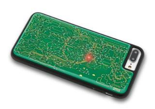 電子技販、東京路線図やX-Wingなどを基板で表現したiPhone7ケースを発売