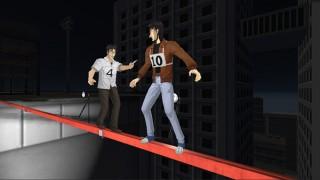 カイジの鉄骨渡りシーンをVRで体験できる!PS VR向けゲームが今冬に発売
