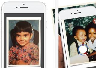 Google、紙焼き写真をスキャンしてデジタル化するアプリ「フォトスキャン」提供開始