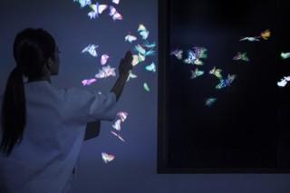 チームラボがシンガポールのイッカン・アート・ギャラリーで新作を含む3作品を展示