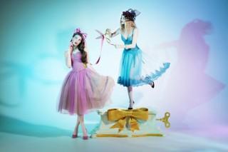 ワコールのランジェリーをファンタジーの世界観で撮影した写真展示「Lingerie meets Fantasy」