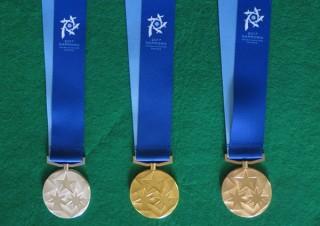 葛西薫氏らの制作による「2017 冬季アジア札幌大会」の表彰メダルのデザインが決定