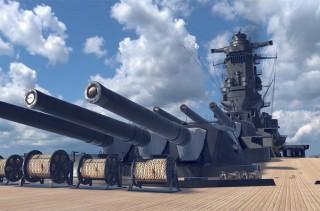 ヤマトの第一艦橋・主砲内部・艦長室などを自由に探索可能な「VR戦艦大和」が発売