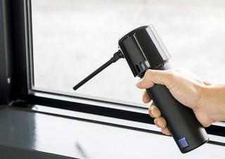 サンワダイレクト、パソコン周りなどの掃除に役立つ充電式の「電動エアダスター」を発売