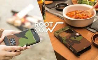 ROOT、MILスペック取得の耐衝撃iPhone7ケースのカモフラ柄を発売