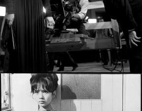 洋画や邦画の名場面を切り取った作品の合同展示「MAGNUM CINEMA & 映画の中のヨコハマ」