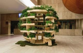 IKEA、球体で野菜やハーブなどを栽培する「菜園ソリューション」をオープンソースに
