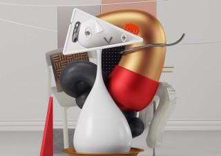ピカソの作品を3D立体像で再現するプロジェクト「MIMICS」