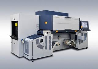 富士ゼロックスがUVインクジェット機「Durst Tau 330」を発売してデジタルラベル印刷ビジネスに参入