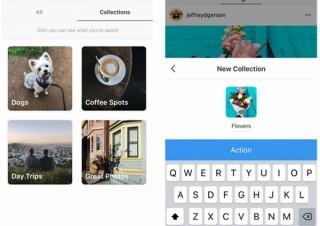 Instagram、お気に入りの写真を整理して自分だけが閲覧できる「コレクション」提供