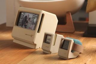 サンクチュアリ、iMac風 Apple Watch 充電スタンド「W4 STAND」の予約販売を開始