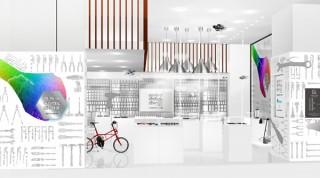 ソフトバンクの「+Style」の監修で最先端の製品を紹介する期間限定ストアが伊勢丹新宿本店にオープン