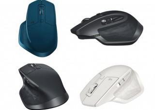 ロジクール、1つのマウスで複数台のコンピュータを行き来できる「FLOW」機能を搭載したマウスを発売