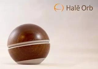 DouZen,inc.、機能美を追求した球形デバイス「Hale Orb」の予約販売を開始