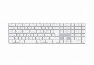 Apple、「Magic Keyboard」にテンキーを付属!無線・有線接続対応で1万3800円