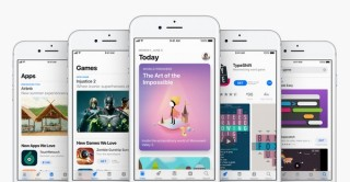 Apple、「App Store」の新デザイン発表。情報発信の「Today」やゲーム情報の「Games」追加
